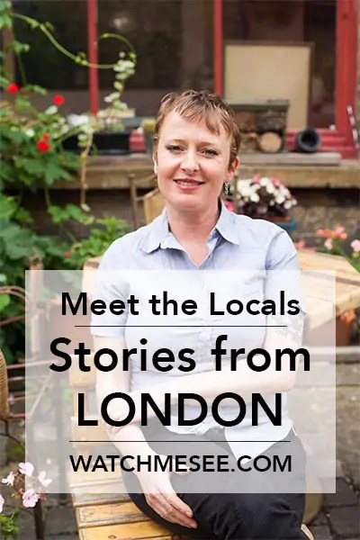 Meeting & connecting with locals are major reasons for why I travel. Here I tell 3 extraordinary stories from London from people who have crossed my path.