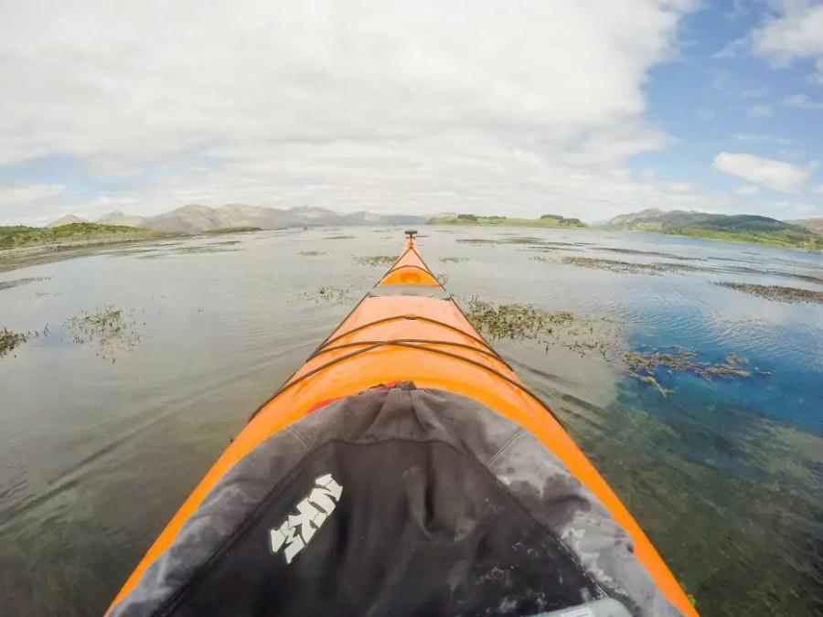 A Quick Guide to Oban, Scotland   Kayaking