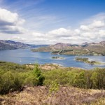 West Island Way: 2 Days of Solo Hiking & Wild Camping on Bute