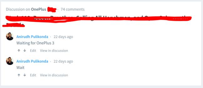 Disqus Comment Backlink