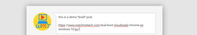 Google Plus Bold