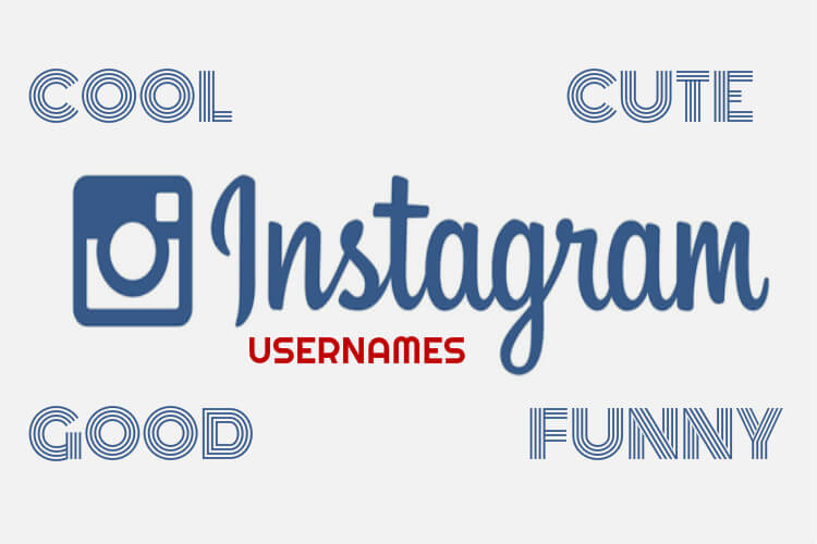 cool instagram names good ideas