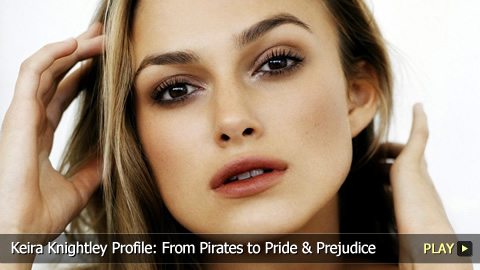 Keira Knightley Profile From Pirates To Pride And