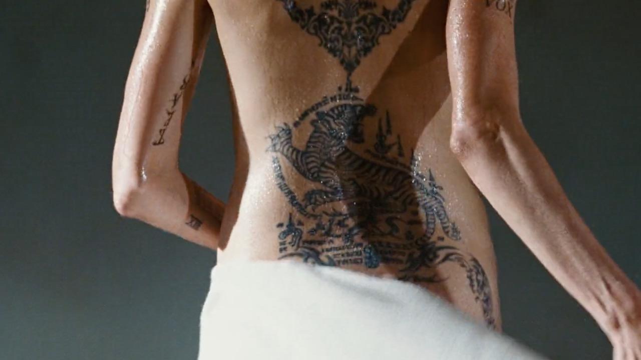 Tim Commerford Tattoo Back