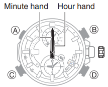 Setting Instructions For Casio Edifice EQB-900 Bluetooth