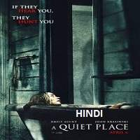 A Quiet Place (2018) Hindi Dubbed Full Movie Watch Online HD Print Free Download