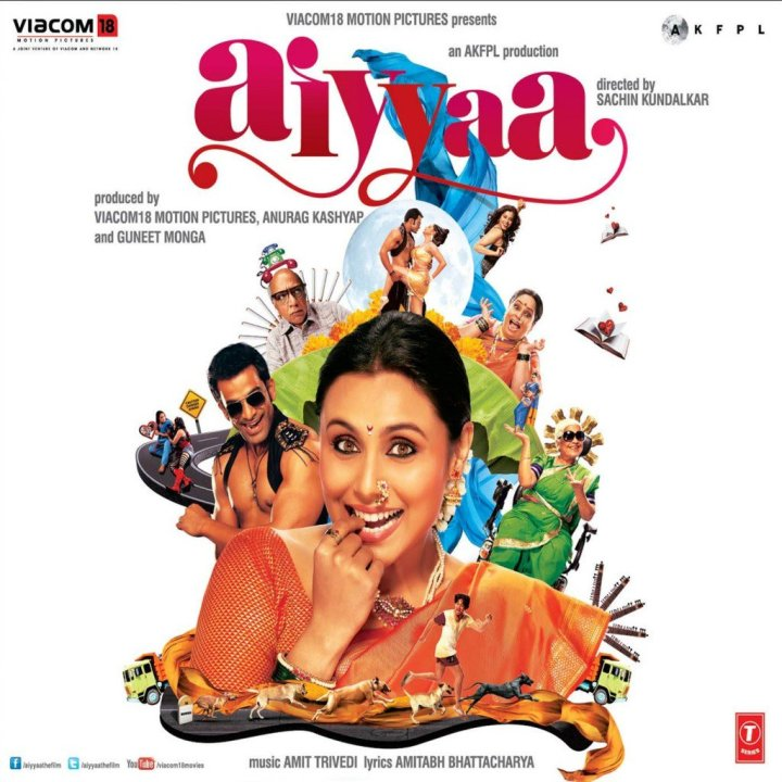 Aiyyaa (2012) Full Movie Watch Online DVD Free Download