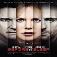 Before I Go to Sleep (2014) Hindi Dubbed Full Movie Watch Online HD Print Free Download