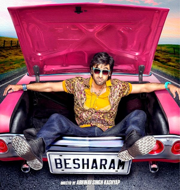 Besharam (2013) Full Movie Watch Online HD Print Free Download