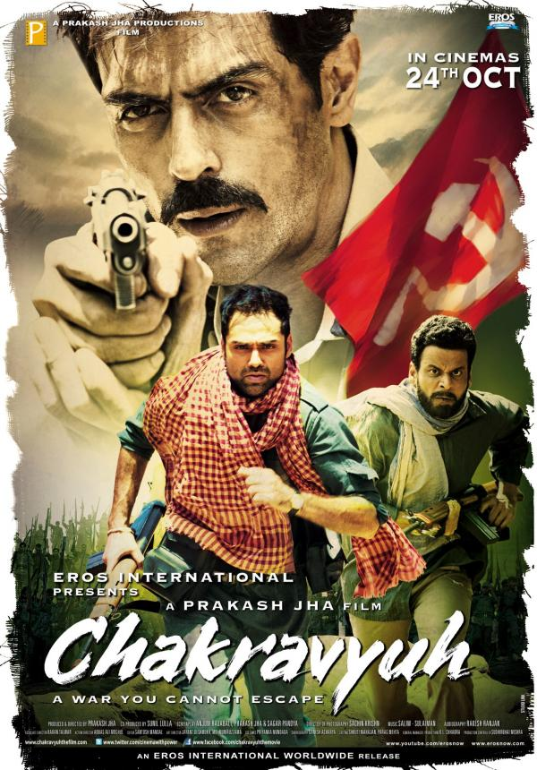 Chakravyuh (2012) Full Movie Watch Online HD Free Download
