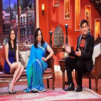 Comedy Nights With Kapil 05 Jan 2014 With Hema Malini