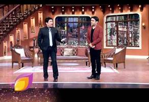 Comedy Nights With Kapil 26th January 2014 With Shekhar Suman