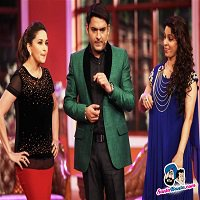 Comedy Nights With Kapil 2nd March 2014 With Madhuri & Juhi
