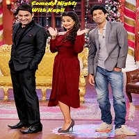 Comedy Nights with Kapil 16th February 2014 With Vidya and Farhan