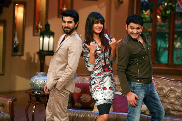 Comedy Nights with Kapil 31st August 2013 With Priyanka Chopra