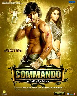 Commando (2013) Full Movie Watch Online HD Download