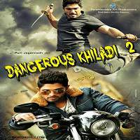 Dangerous Khiladi 2 (2013) Hindi Dubbed Full Movie Watch Online HD Print Download