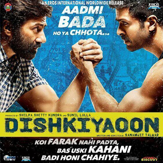Dishkiyaoon (2014) Full Movie Watch Online HD Print Free Download
