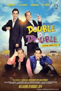 Double Di Trouble (2014) Full Movie Watch HD Free Download