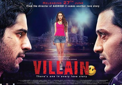 Ek Villain (2014) Full Movie Watch Online HD Print Free Download
