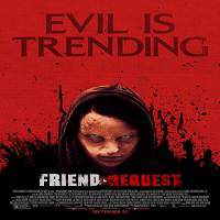 Friend Request (2016) Hindi Dubbed Full Movie Watch Online HD Print Free Download