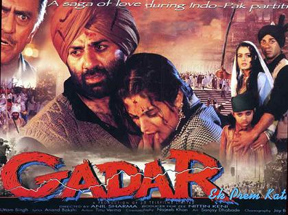 Gadar: Ek Prem Katha (2001) Full Movie Watch Online HD Free Download