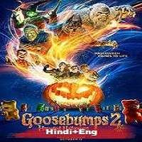 Goosebumps 2: Haunted Halloween (2018) Hindi Dubbed Full Movie Watch Free Download