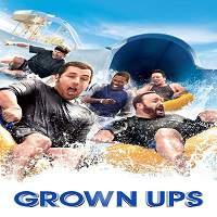 Grown Ups (2010) Hindi Dubbed Full Movie Watch Online HD Print Free Download