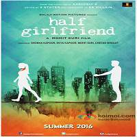 Half Girlfriend (2017) Full Movie Watch Online HD Print Free Download