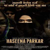 Haseena Parkar (2017) Full Movie Watch Online HD Print Free Download
