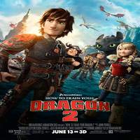 How to Train Your Dragon 2 (2014) Hindi Dubbed Full Movie Watch Online HD Print Free Download
