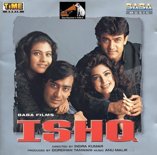 Ishq (1997) Watch Full Movie Online HD Download