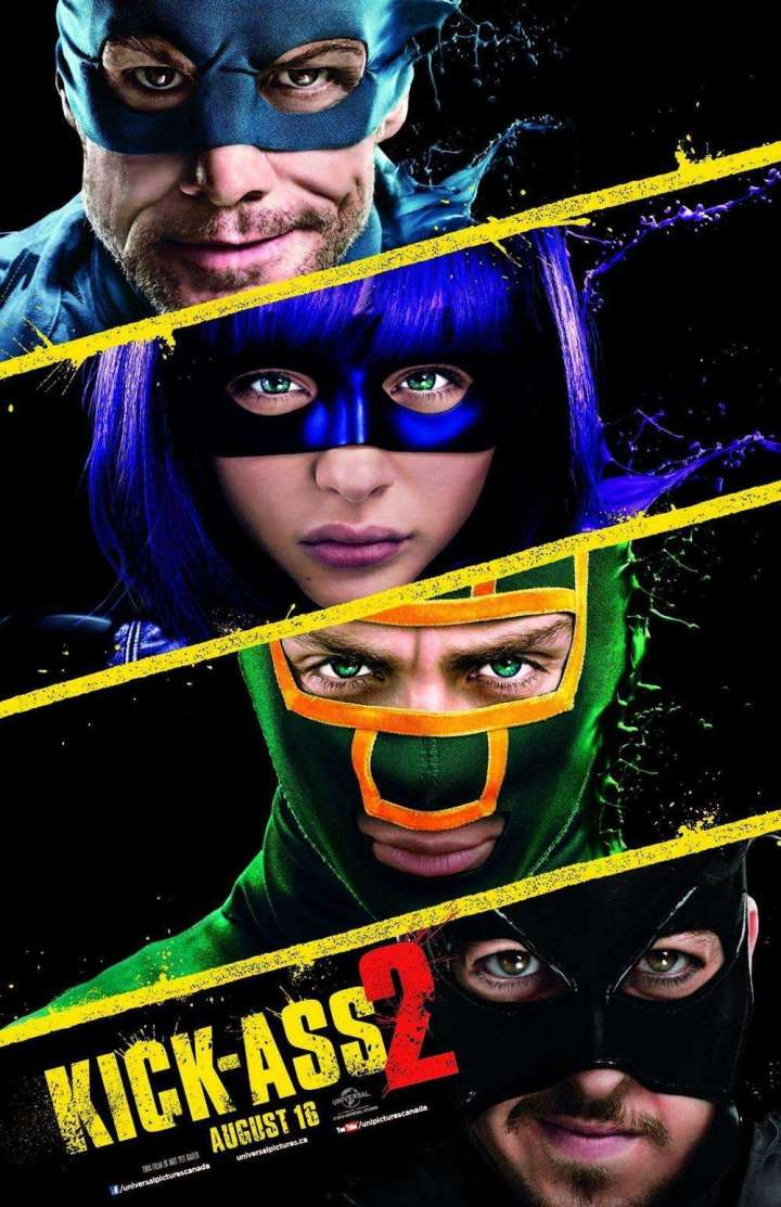 Kick-Ass 2 (2013) Hindi Dubbed Full Movie Watch Online HD Download