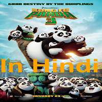 Kung Fu Panda 3 (2016) Hindi Dubbed Full Movie Watch Online HD Print Free Download