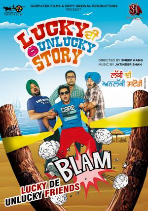Lucky Di Unlucky Story (2013) Full Movie Watch Online HD Download
