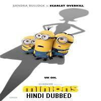 Minions (2015) Hindi Dubbed Full Movie Watch Online HD Print Free Download