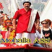 Mohalla Assi (2018) Full Movie Watch Online HD Print Free Download