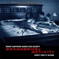 Paranormal Activity (2007) Hindi Dubbed Full Movie Watch Online HD Print Free Download