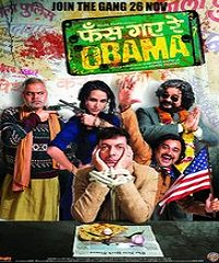Phas Gaye Re Obama (2010) Full Movie Watch Online HD Print Free Download