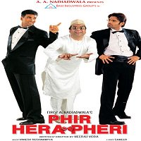 Phir Hera Pheri (2006) Full Movie Watch Online HD Download