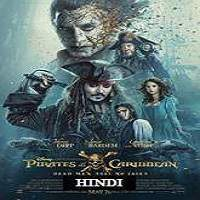 Pirates of the Caribbean: Dead Men Tell No Tales (2017) Hindi Dubbed Full Movie Watch Online Free Download