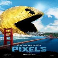 Pixels (2015) Hindi Dubbed Full Movie Watch Online HD Print Free Download