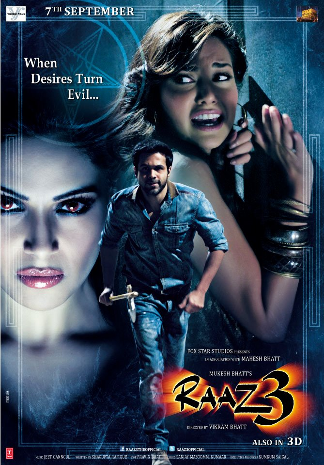 Raaz 3 (2012) Full Movie Watch Online HD Free Download