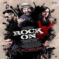 Rock On 2 (2016) Full Movie Watch Online HD Print Free Download