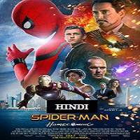 Spider-Man: Homecoming (2017) Hindi Dubbed Full Movie Watch Online HD Free Download