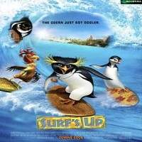 Surf's Up (2007) Hindi Dubbed Full Movie Watch Online HD Print Free Download