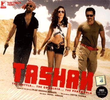 Tashan (2008) Full Movie Watch Online HD Free Download