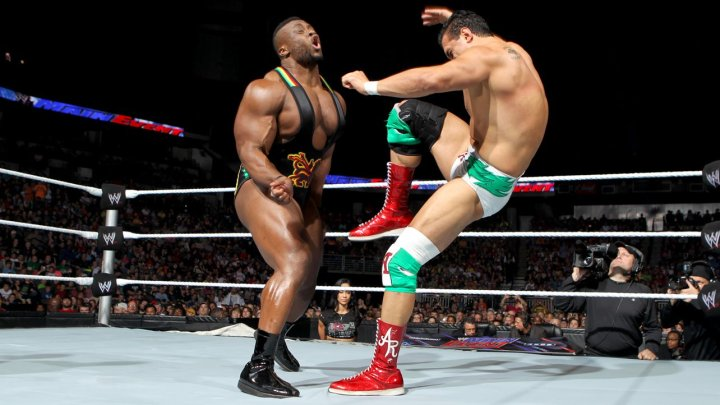 WWE Superstars 18th December 2014 Watch Online Full Show DVD