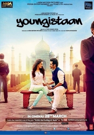 Youngistaan (2014) Watch Full Movie Online HD Download