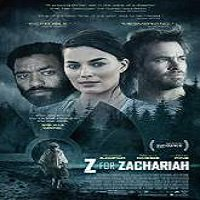 Z for Zachariah (2015) Full Movie Watch Online DVD Print Quality Free Download